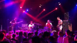 Thee oh sees - new song (?) - live at coachella 2018 - weekend 1