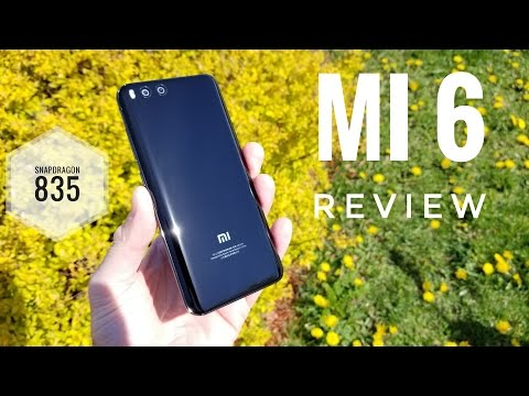 Xiaomi MI6 Smartphone REVIEW - Flagship Specs for Half the Price!