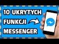 10 UKRYTYCH FUNKCJI w MESSENGER! 📱 - YouTube