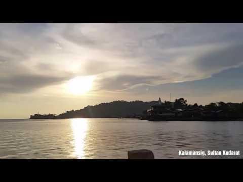 SUNSET (Timelapse) in Kalamansig, Sultan Kudarat