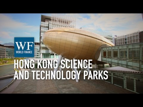 Nicholas Brooke | Hong Kong Science and Technology Parks | World Finance Videos