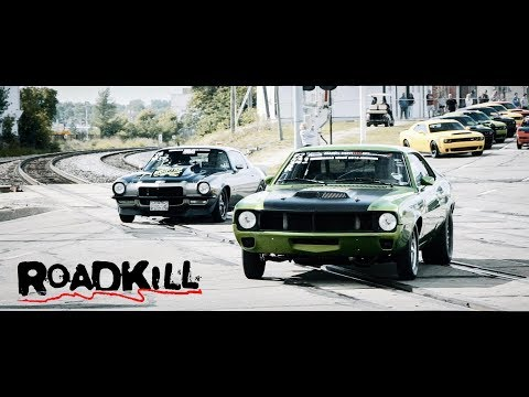 Roadkill Nights - Race Cars on the Street!