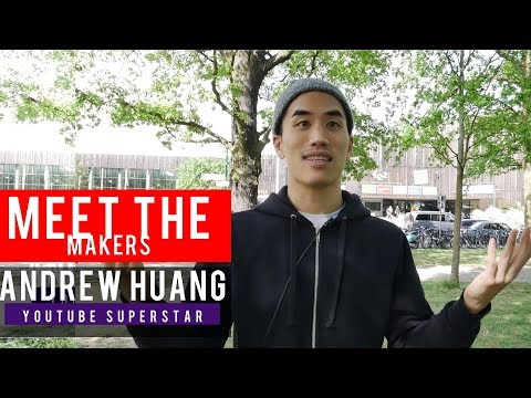Meet The Makers - Andrew Huang