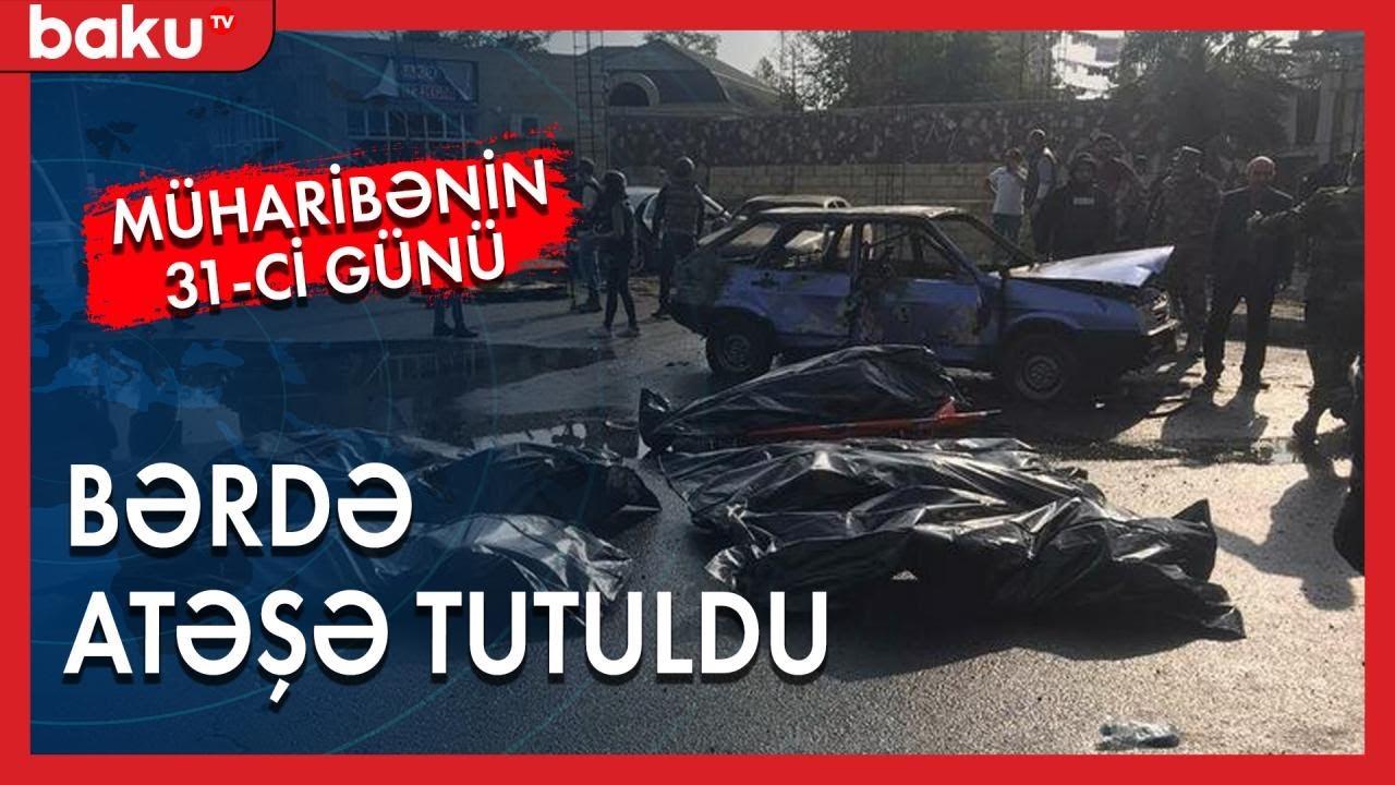 44 günlük zəfər yolunun 31-ci günü - Baku TV