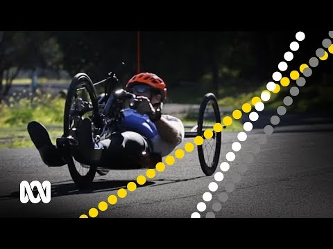 Invictus Games 2018 - Matthew Brumby - athletics, cycling and wheelchair rugby