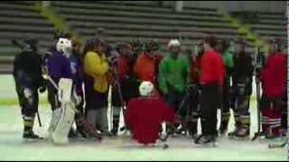 Teen Shines On Paralympic Hockey Team