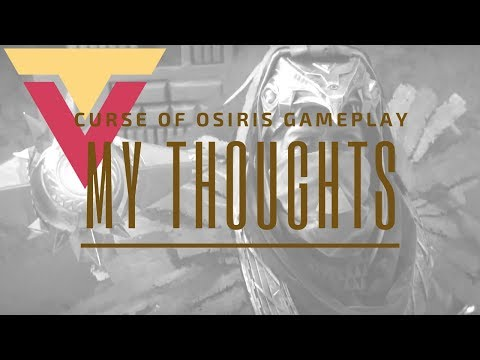 Exclusive Curse of Osiris Footage and What to Expect