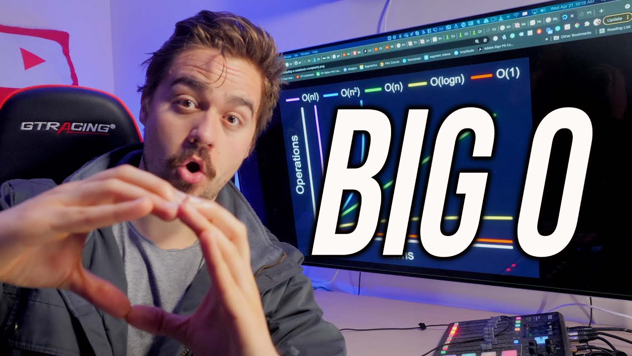 Learn Big O Notation in 20 Minutes