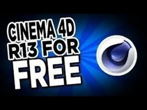 how to get cinema 4d r13 for free still works youtube. Black Bedroom Furniture Sets. Home Design Ideas