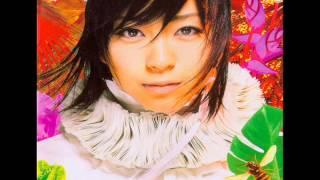 Utada Hikaru Letters Karaoke(instrumental+lyrics)