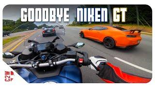 The Niken GT met some friends...and it's going away