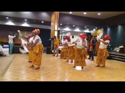 Igbo Community Australia Women Cultural Dance @ ACDN 2016