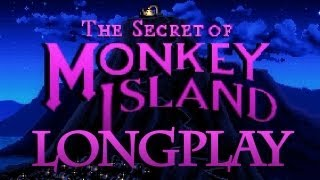 MONKEY ISLAND 1 [HD] - The Secret of Monkey Island ★ Monkey Island Longplay