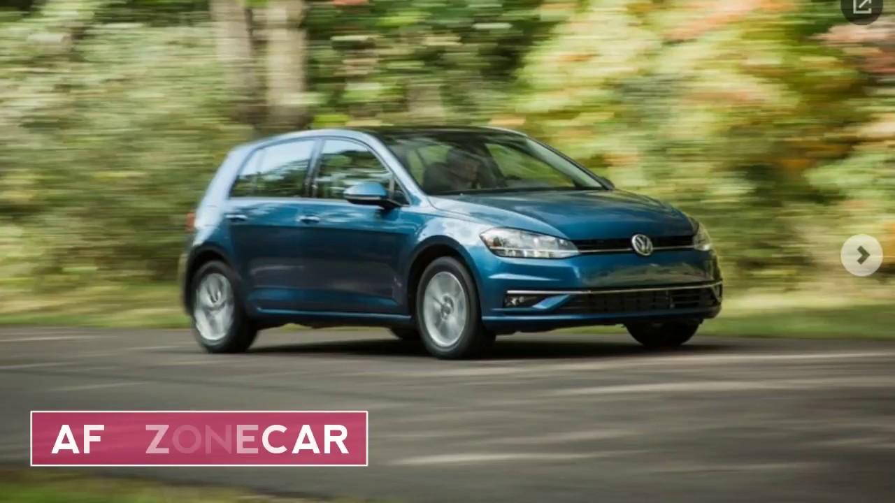 2018 Volkswagen Golf Sunroof Release Date