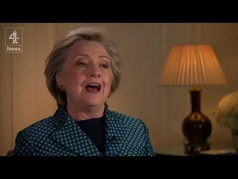 Reporter to Clinton: So you still blame others more than yourself for loss?