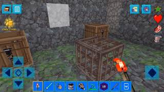 DUNGEON  RealmCraft GAME SK NS Export To Minecraft   NEW NEW