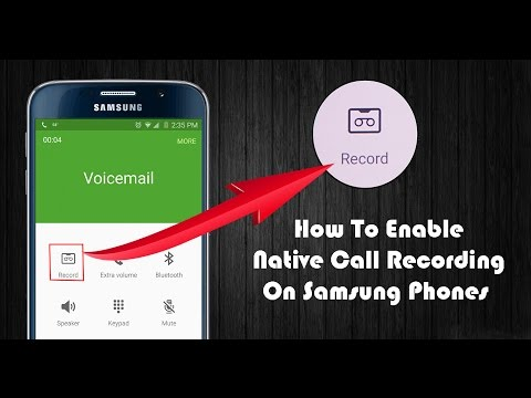 How To Enable Native Call Recording On Samsung Phones [Root Required] Hindi