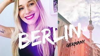 TRAVEL DIARY: BERLIN, I'M FLATTR'D!