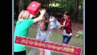 ALS Ice Bucket Challenge!! ~AlexiLou42/Perler Bead Planet!! Thumbnail