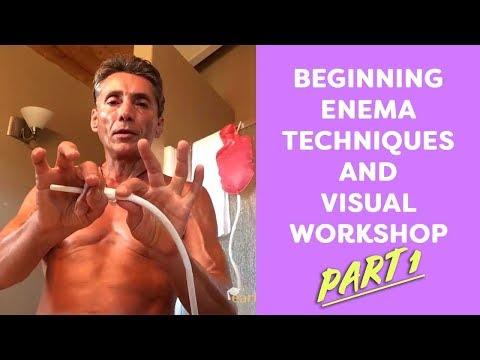 Beginning Enema Techniques and Visual Workshops Part 1 | Dr. Robert Cassar
