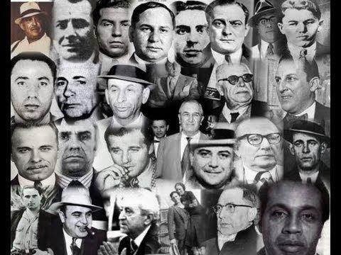Los Mafiosos Mas Grandes de Todos Los Tiempos All Capone # 1