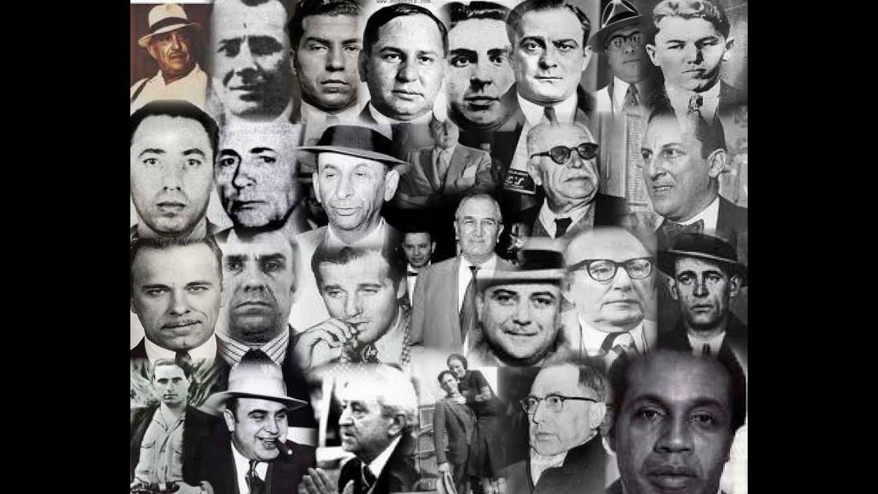 Los Mafiosos Mas Grandes De Todos Tiempos All Capone  1 YouTube