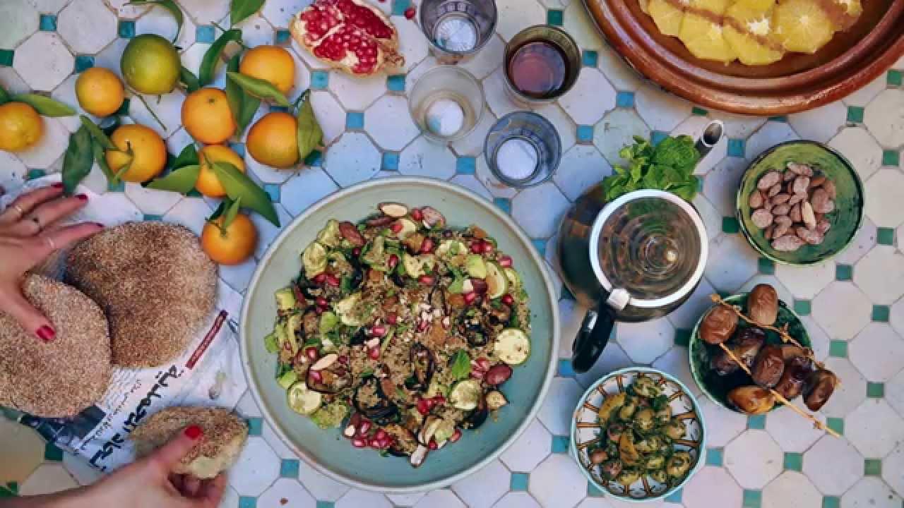 Buchtrailer: Die Grüne Küche auf Reisen - YouTube