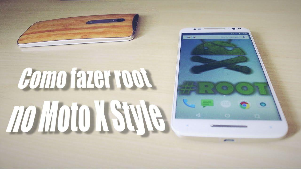 Como fazer root no Motorola Moto X Style (Moto X Pure)