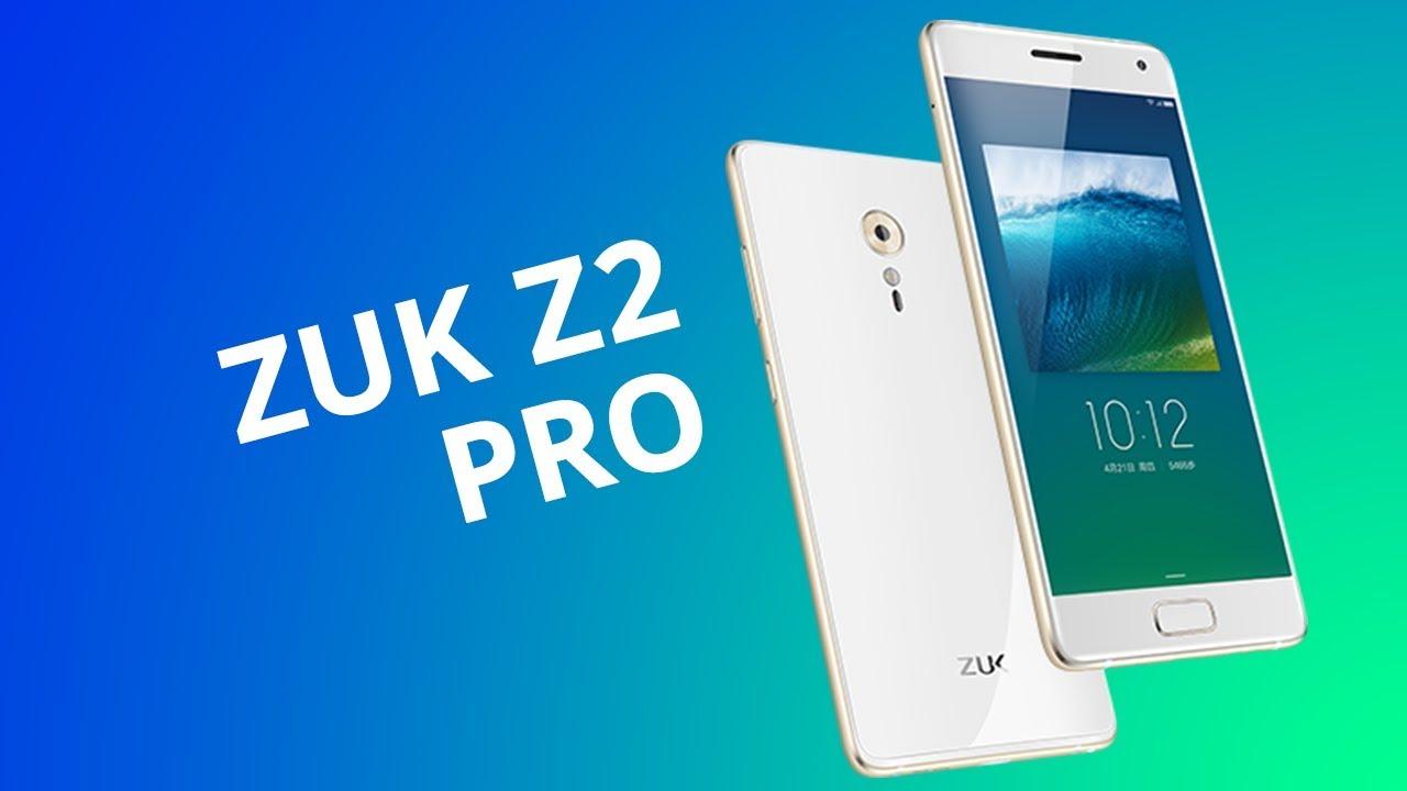 Lenovo ZUK Z2 Pro [Análise / Review]