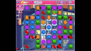 Candy Crush Saga Level 843 No Boosters
