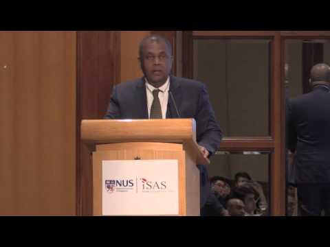 ISAS Public Lecture by Mr Mangala P Samaraweera - Part 1 (12 Nov 2015)