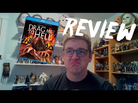 Drag Me To Hell Scream Factory Blu-ray Review