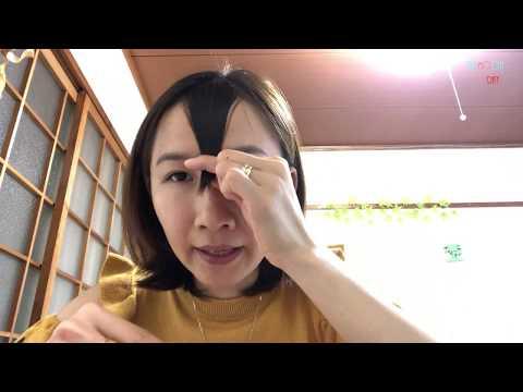 Cuộc Sống Ở Nhật    CẮT TÓC - TỰ CẮT MÁI NGỐ - BẰNG 1 NỐT NHẠC  THE MOON TODAY