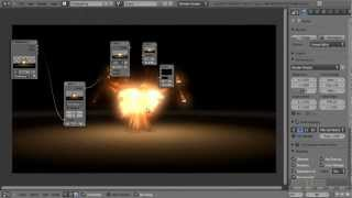 How to Create an Explosion in Blender