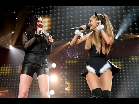 Bang Bang - Ariana Grande & Jessie J Live (KDWB FM Jingle Ball 2014)