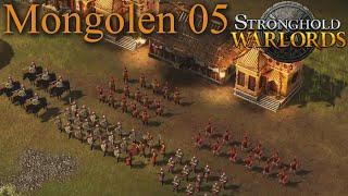 Die Jin Festung - Mongolen M05 - Stronghold Warlords | Let's Play (German)