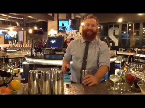 Drinks Available At Punch Bowl Social Indianapolis