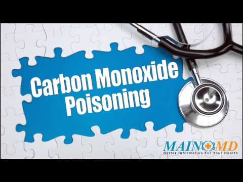 Carbon Monoxide Poisoning ¦ Treatment and Symptoms