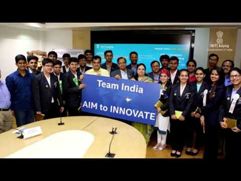 Atal Innovation Mission (AIM) – Initiative to Promote Innovation & Entrepreneurship