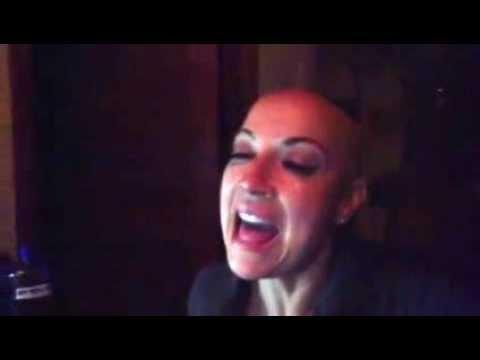 Margo Rey Sings Amy Winehouse