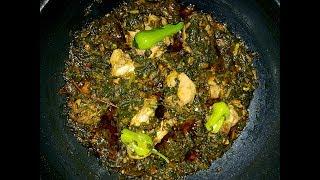 Palak Chicken Recipe By Dehlis Food