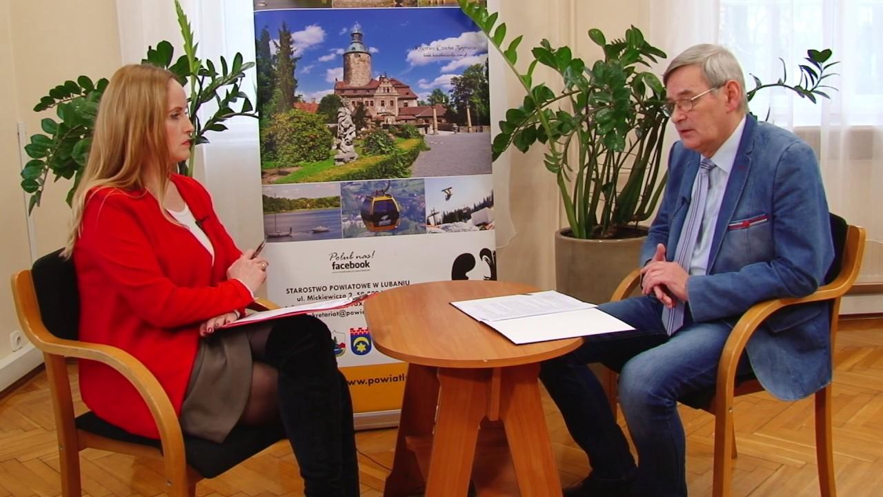 Na Tapecie – Walery Czarnecki, starosta lubański