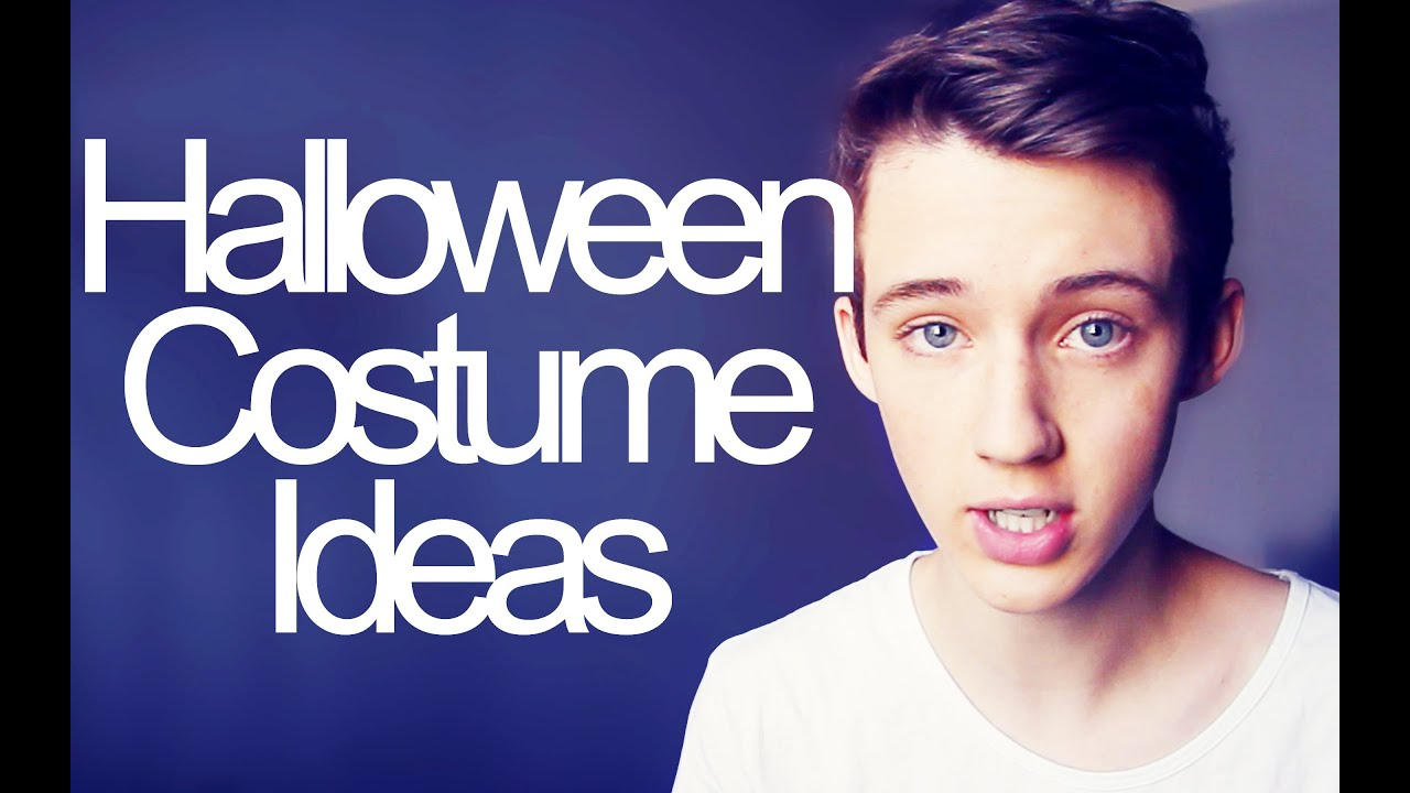 Quick Homemade Halloween Costume Ideas