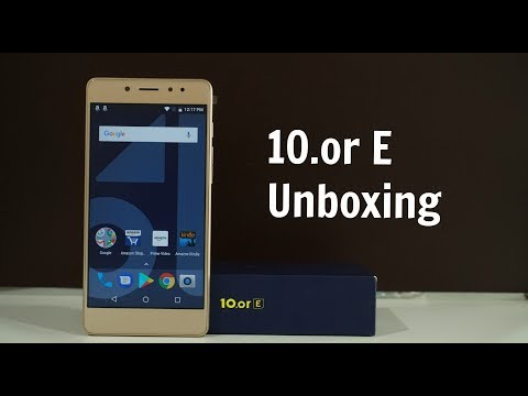 Tenor E Unboxing, Hands on, Features, Camera UI