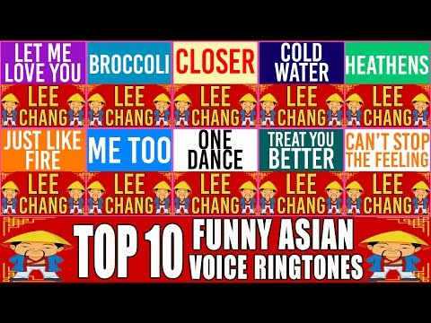 Top 10 Asian Voice Ringtones - Download Links in Description