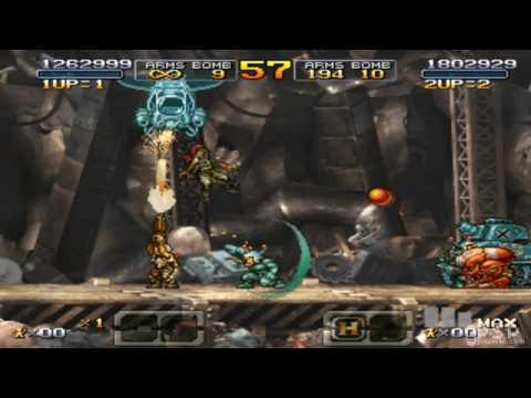 Metal Slug XX -PSP- Final Mission [1/2] [HD] |