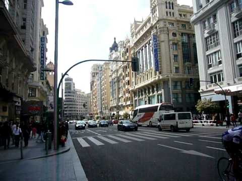 Madrid - City Centre.