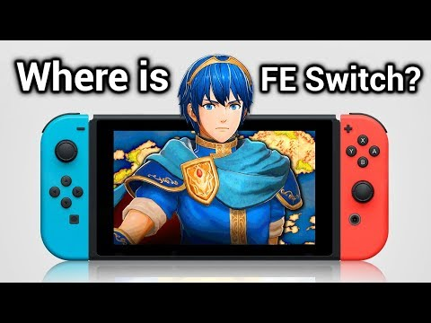 Pre-Nintendo Direct Fire Emblem Switch thoughts, Fire Emblem Mutiny