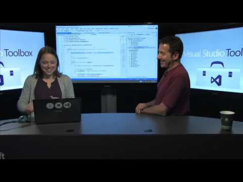Visual Studio 2013 IDE - Video Overview