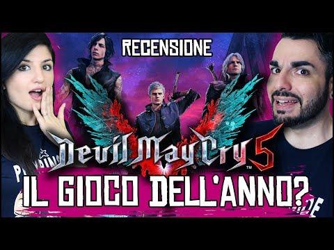 Devil May Cry 5 - GIOCO DELL'ANNO? (Recensione NO SPOILER) thumbnail